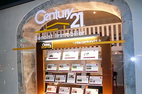 Agence immobilière CENTURY 21 Benoist Immobilier, 73000 CHAMBERY